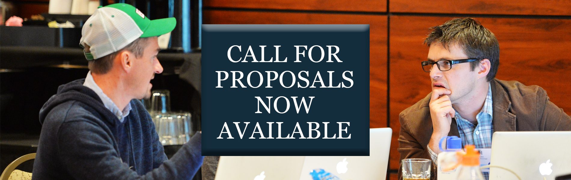 Call for Proposals Now Available