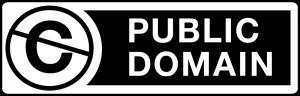 No Copyright Public Domain